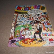 Tebeos: MORTADELO - EXTRA DE PRIMAVERA 1977 - BRUGUERA - CORSARIO DE HIERRO 50 PTS. Lote 88176576