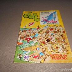 Tebeos: DDT - EXTRA DE VERANO 1976 - BRUGUERA - SUBCOLECCIÓN EXTRA 1ª NÚMERO 11. Lote 88179008