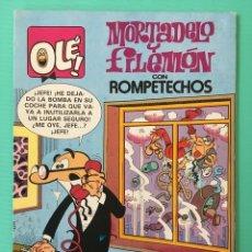 Tebeos: COLECCIÓN OLÉ 251 - MORTADELO Y FILEMÓN - 1ª EDICIÓN 1982 - MUY BUEN ESTADO. Lote 88257588
