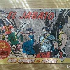 Tebeos: EL JABATO Nº 275 «LOS APUROS DE FIDEO». Lote 88340032