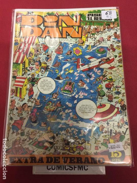 BRUGUERA DIN DAN EXTRA NUMERO 3 NORMAL ESTADO (Tebeos y Comics - Bruguera - Din Dan)