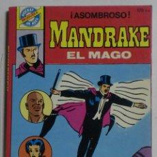 Tebeos: ¡ASOMBROSO! - MANDRAKE EL MAGO - SERIES CLÁSICOS - POCKET DE ASES / BRUGUERA. Lote 88468200
