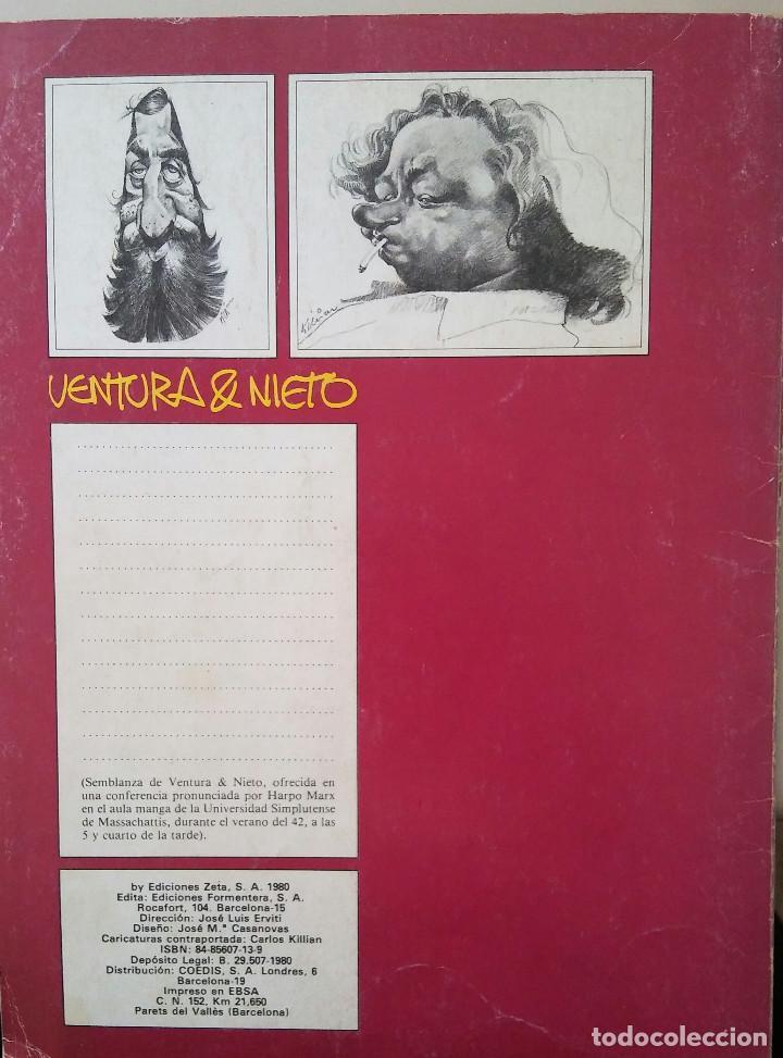 Tebeos: EL JUEVES SUPLEMENTO MENSUAL. GRUÑIDOS EN EL DESIERTO. VENTURA & NIETO. 1980. - Foto 2 - 88634372