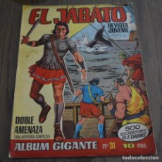 Tebeos: EL JABATO, ALBUM GIGANTE, Nº 31. LITERACOMIC.. Lote 88748412