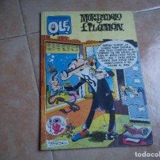 Tebeos: TEBEO MORTADELO Y FILEMON CON BOTONES SACARINO COLECCION OLE 2ª EDICION 1992. Lote 88983700
