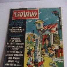 Livros de Banda Desenhada: TIO VIVO Nº 26 1ª EPOCA EDITORIAL CRISOL. Lote 88992916