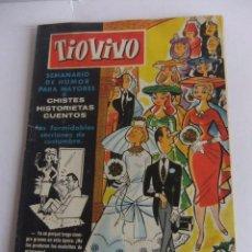 Livros de Banda Desenhada: TIO VIVO Nº 41 1ª EPOCA EDITORIAL CRISOL. Lote 88993536