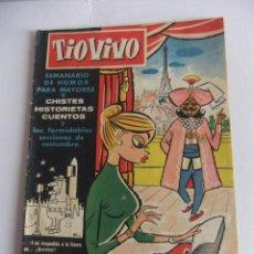 Livros de Banda Desenhada: TIO VIVO Nº 43 1ª EPOCA EDITORIAL CRISOL. Lote 88993684