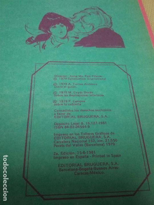 Tebeos: FAMOSAS NOVELAS SERIE AZUL CON ESTHER Y SU MUNDO - JOYAS LITERARIAS JUVENILES - TOMO 3 - BRUGUERA - Foto 5 - 89018696