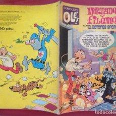 Tebeos: COLECCIÓN OLÉ - Nº 202 - 1ª PRIMERA EDICIÓN 1980 - BRUGUERA - MUY BUEN ESTADO - MORTADELO. Lote 89024092