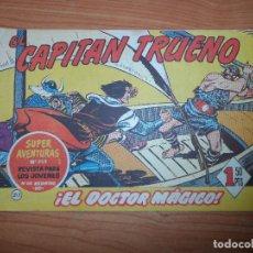 Tebeos - EL CAPITAN TRUENO Nº 213 EDITORIAL BRUGUERA ORIGINAL - 89089768