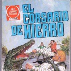 Tebeos: EL CORSARIO DE HIERRO Nº 57 DIFICIL. Lote 89217112