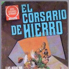 Tebeos: EL CORSARIO DE HIERRO Nº 56 . Lote 89217148