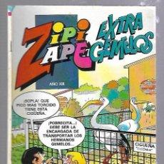 Tebeos: ZIPI Y ZAPE. EXTRA GEMELOS. AÑO XIII. Nº 57. EDITORIAL BRUGUERA. Lote 89262748