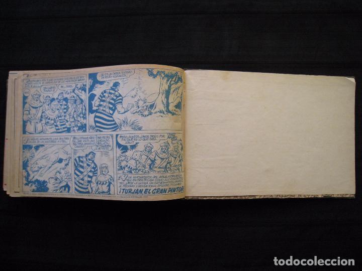 Tebeos: EL CAPITAN TRUENO - TOMO ENCUADERNADO - 65 EJEMPLARES DEL Nº 409 AL 483 - BRUGUERA. - Foto 16 - 89368892