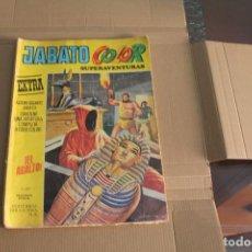 Tebeos: JABATO COLOR Nº 27, COLECCIÓN SUPER AVENTURAS, EDITORIAL BRUGUERA. Lote 170529302