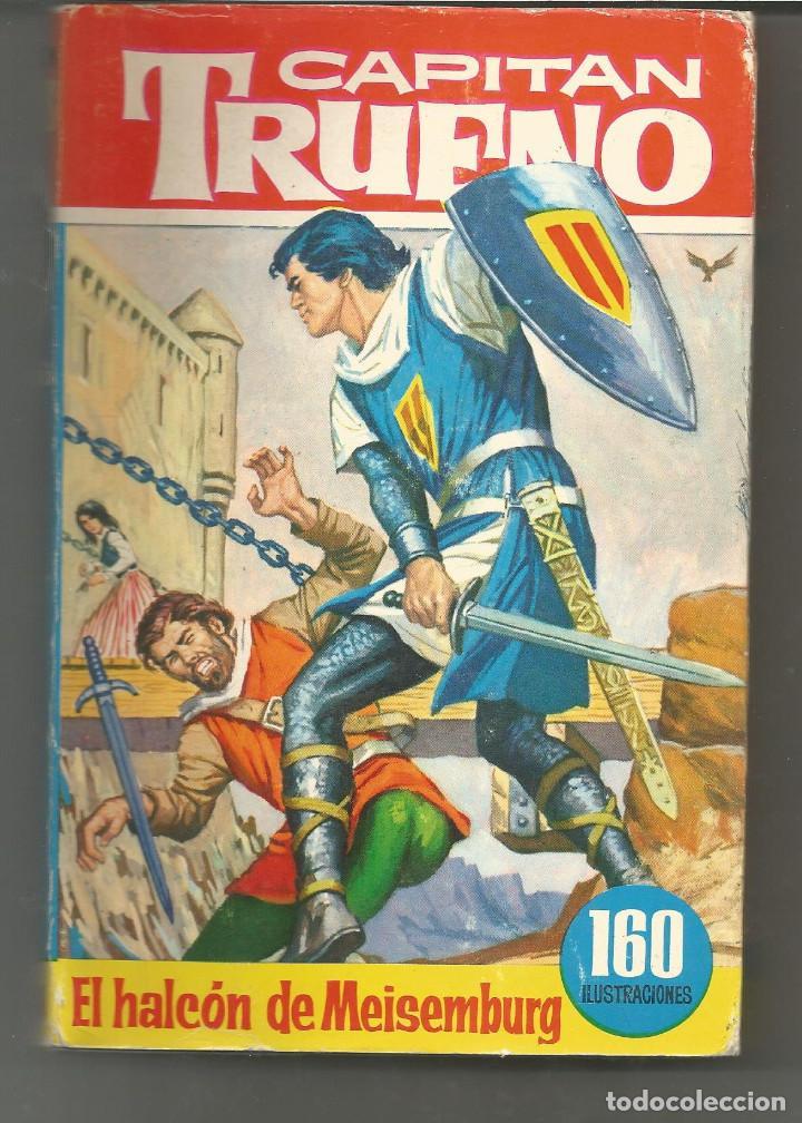 COLECCION HEROES CAPITÁN TRUENO. EL HALCÓN DE MEISEMBURG Nº 32 (Tebeos y Comics - Bruguera - Capitán Trueno)