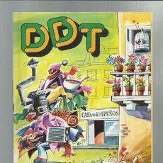 DDT EXTRA DE PRIMAVERA, 1974, Bruguera, muy buen estado.