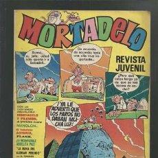 Tebeos: REVISTA SEMANAL MORTADELO NÚMERO 7, 1971, BRUGUERA, BUEN ESTADO.. Lote 89543408