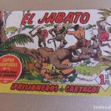 Tebeos: EL JABATO Nº16 EDITORIAL BRUGUERA ORIGINAL. Lote 89550276