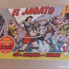 Tebeos: EL JABATO Nº 33 EDITORIAL BRUGUERA ORIGINAL. Lote 89550440