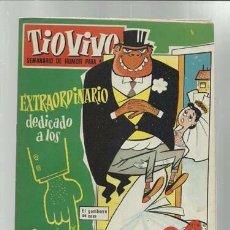 Tebeos: TIO VIVO 46, EXTRAORDINARIO DEDICADO A LOS GAMBERROS, 1958, MUY BUEN ESTADO. Lote 89597676