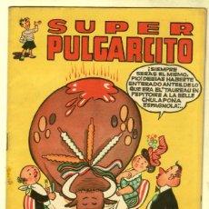 Tebeos: SUPER PULGARCITO ORIGINAL Nº 21 BRUGUERA 1950 - SILVER ROY, DOCTOR NIEBLA,CARPANTA, ZIPI Y ZAPE. Lote 89609644