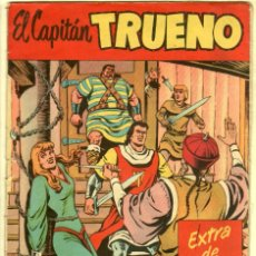 Tebeos: EL CAPITAN TRUENO EXTRA DE VERANO ORIGINAL - LA ISLA DE LOS EXCLAVOS. Lote 89610168