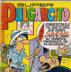 Tebeos: SUPER PULGARCITO Nº 22 . Lote 89640676