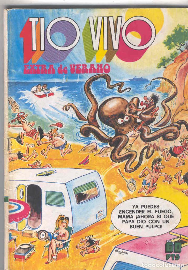 TIO VIVO. EXTRA VERANO 1978 (Tebeos y Comics - Bruguera - Tio Vivo)