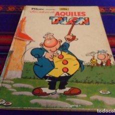 Tebeos: PILOTE LAS IDEAS DE AQUILES TALON. BRUGUERA 1968. REGALO LUCKY LUKE WESTERN CIRCUS.. Lote 62872512