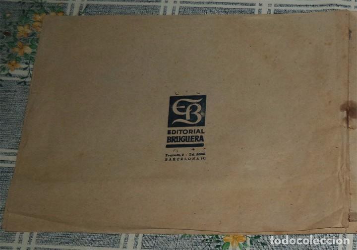 Tebeos: EL LEON CORSARIO Ed. BRUGUERA 40 CENTIMOS ORIGINAL DE ÉPOCA - Foto 3 - 89695444