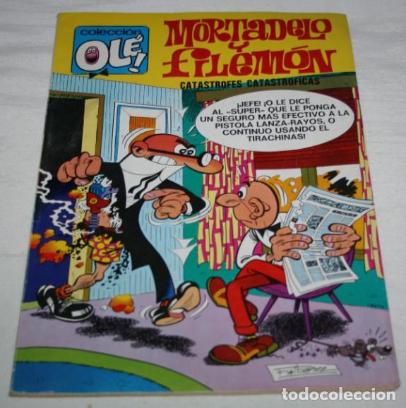 MORTADELO Y FILEMON - COLECCION OLE Nº 88 - AÑO 1982, COMIC VINTAGE TEBEO (Tebeos y Comics - Bruguera - Ole)