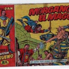 Tebeos: SERIE CAPITAN TRUENO NUMERO 12. COLECCION DAN. EDITORIAL BRUGUERA. Lote 90032820