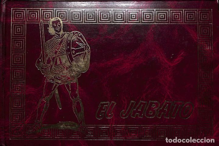 EL JABATO TOMO VIII - CUADERNILLOS DEL NUMERO 277 AL 312 (Tebeos y Comics - Bruguera - Jabato)