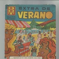 Tebeos: EL DDT EXTRA DE VERANO, 1957, BRUGUERA. Lote 90126360