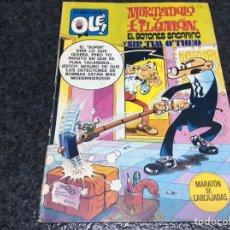 Tebeos: MORTADELO Y FILEMÓN, COLECCION OLE Nº 186 - 1ª EDICION 1979 -BRUGUERA. Lote 90167012
