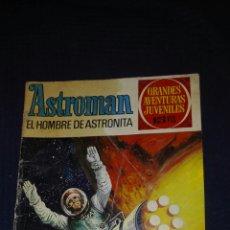 Tebeos: ASTROMAN N° 54 EL HOMBRE ASTRONITA 1973 BRUGUERA. Lote 90249566