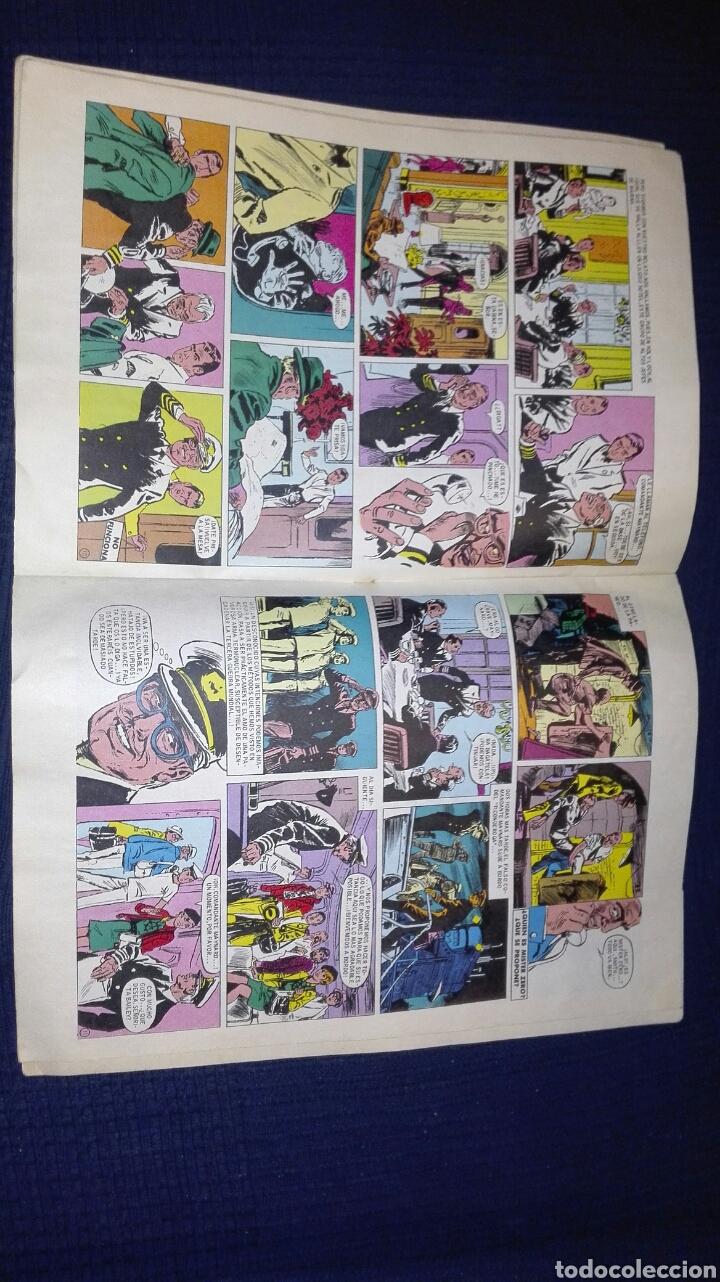 Tebeos: ASTROMAN N° 54 EL HOMBRE ASTRONITA 1973 BRUGUERA - Foto 3 - 90249566