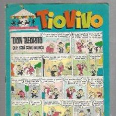 Tebeos: TEBEO TIO VIVO. REVISTA JUVENIL. AÑO VII. Nº 190. DON PEDRITO. Lote 90261748