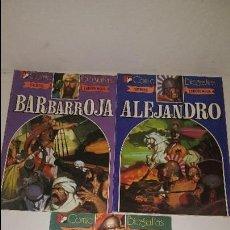 Tebeos: LOTE DE 3 COMIC BIOGRAFIAS . Lote 90389896