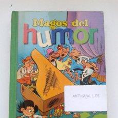Tebeos: BRUGUERA,MAGOS DEL HUMOR VOLUMEN XXI,400 PAGINAS,MORTADELO,SIMIL PULGARCITO,DDT,DIN DAN.. Lote 90474149