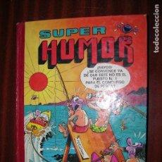 Tebeos: (F1) SUPER HUMOR TAPA DURA V 57 B AÑO 1988 1ª EDICIÓN. Lote 90505470