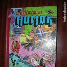 Tebeos: (F1) SUPER HUMOR TAPA DURA V 25 B AÑO 1988 1ª EDICIÓN. Lote 90505640