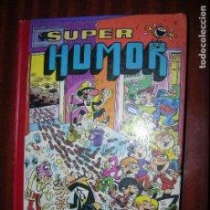 Tebeos: (F1) SUPER HUMOR TAPA DURA V 27 B AÑO 1989 1ª EDICIÓN. Lote 90505755