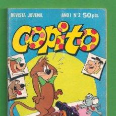 Tebeos: COPÌTO - Nº 2 - JINKS, PIXI Y DIXI - HANNA BARBERA - BRUGUERA - (1980).. Lote 90638740