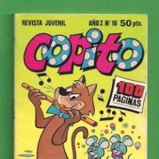 Tebeos: COPÌTO - Nº 16 - JINKS, PIXI Y Y DIXI - HANNA BARBERA - BRUGUERA - (1981).. Lote 90647465