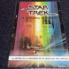 Giornalini: STAR TREK - LA CONQUISTA DEL ESPACIO - ADAPTACIÓN AL COMIC DEL FILM. Lote 99338108