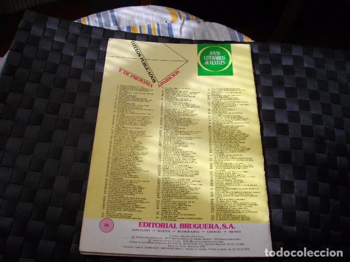 Tebeos: JOYAS LITERARIAS JUVENILES Nº 88 EL ESCARABAJO DE ORO EL DE LAS FOTOS VER TODOS MIS LOTES DE COMICS - Foto 4 - 90858455