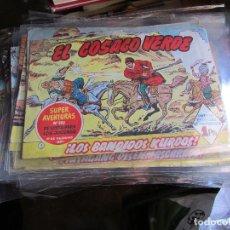 Tebeos: EL COSACO VERDE COLECCION COMPLETA ORIGINAL. Lote 90945330